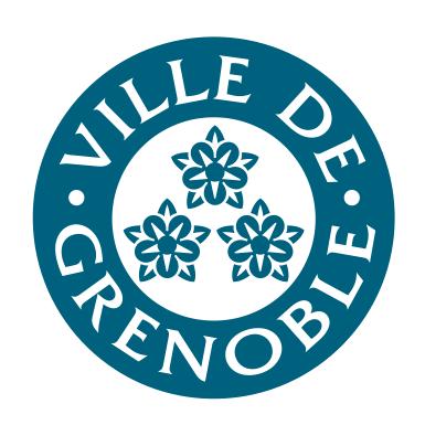 Ville de Grenoble logo