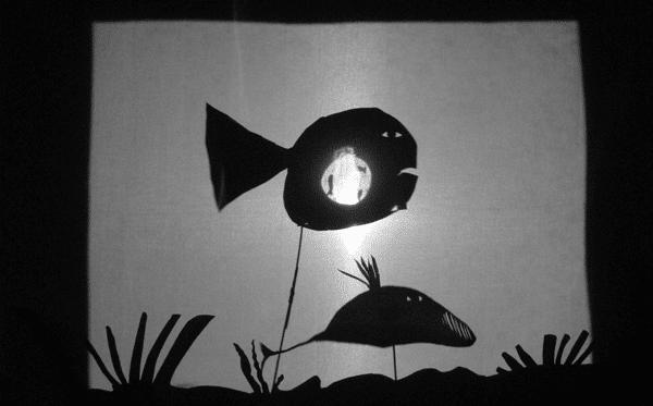 Marionnette d'ombre